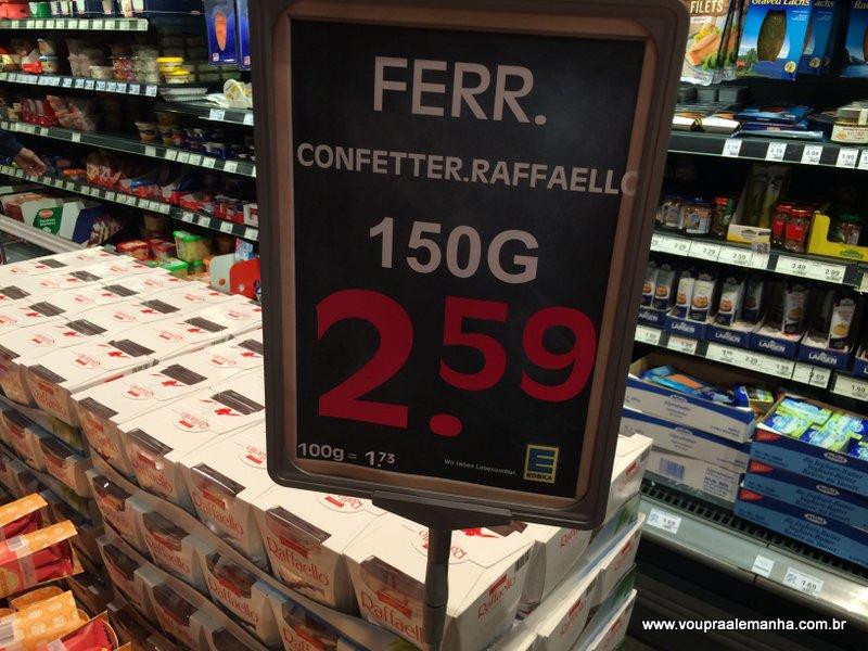 Rafaello 150 g: €2,59