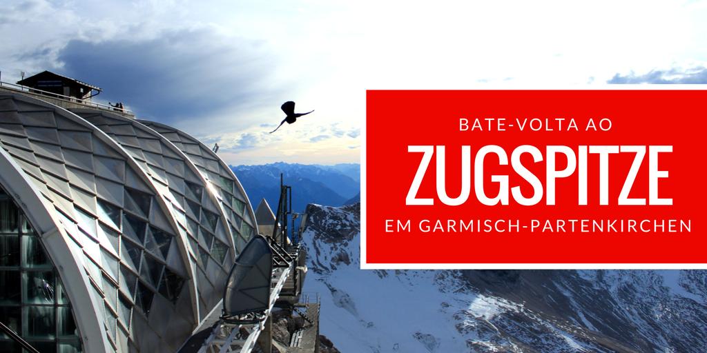Bate-volta de Munique - Zugspitze