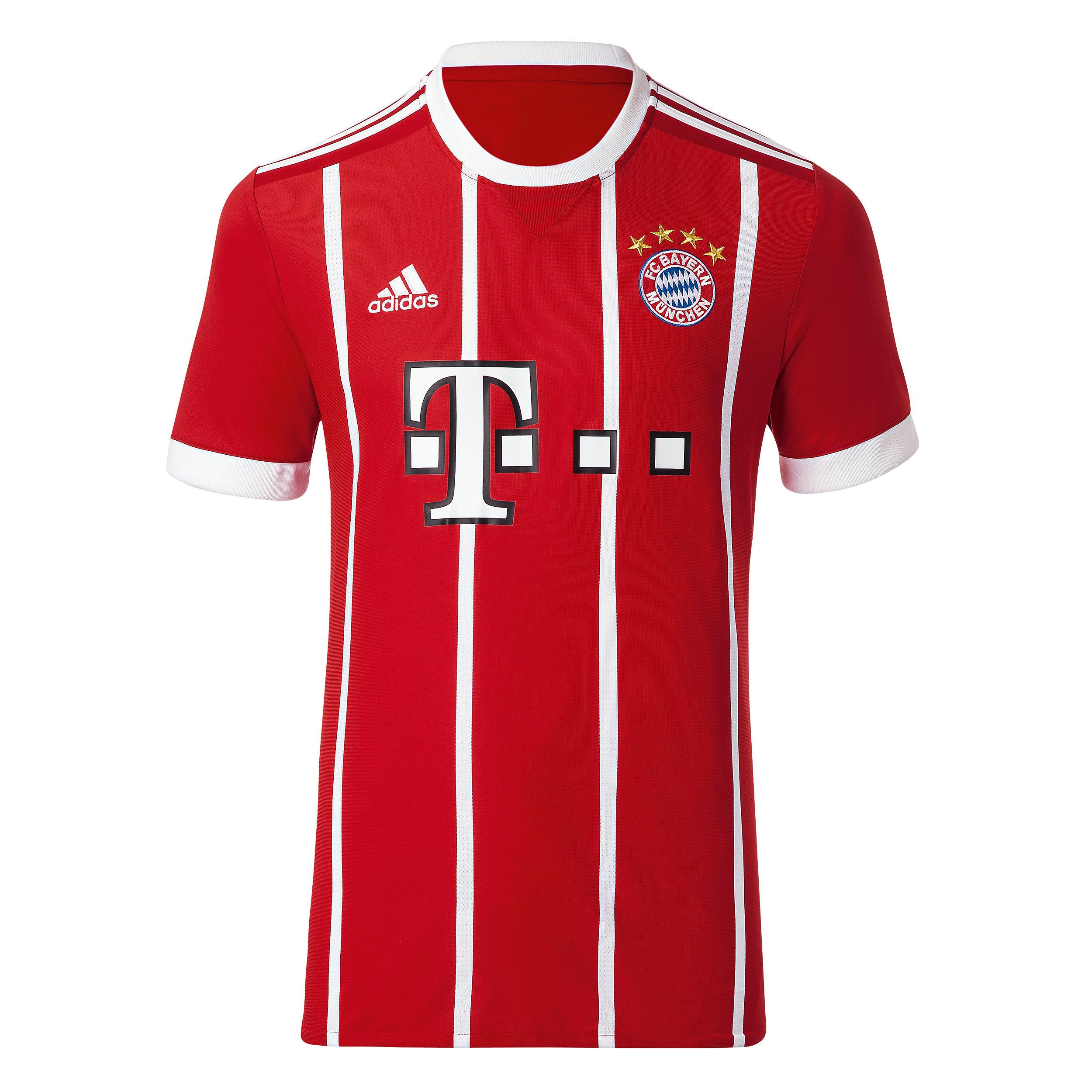 A Camisa do Bayern de Munique é um ótimo souvenir da Alemanha para os amantes de futebol